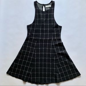 Abercrombie & Fitch Black Sleeveless Dress